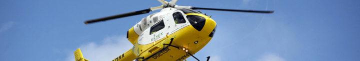 Essex Air Ambulance Alt Case Study Banner